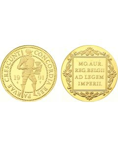 Dubbele gouden dukaat, 1991