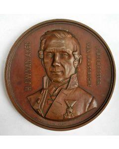 H.J.W. van Aken, burgemeester van Maastricht, 1860
