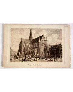 Bert Nienhuis, handgeschreven kaart, 1911