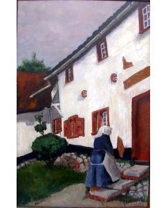 Edmond Wingen, Limburgse boerderij, 1936
