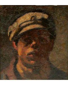 Theo van Doesburg, zelfportret, 1906