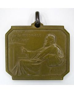 Insigne de membre, 1901
