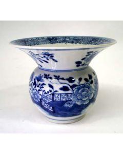 Chinese porseleinen kwispedoor, Qianlong periode