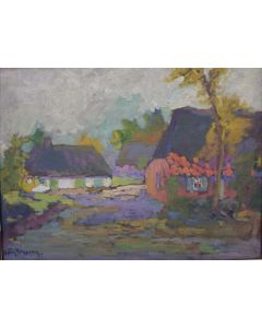 Antoon Kruijsen, Brabantse boerderijtjes