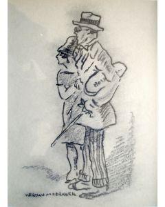 Herman Moerkerk, Artistiek echtpaar