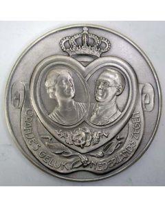 Verloving van Prinses Juliana met Prins Bernhard, 1936