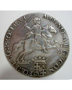 Utrecht, zilveren rijder 1785