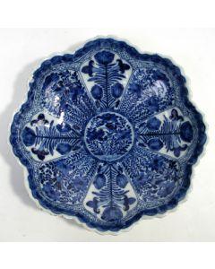 Delfts bord, 17e eeuw