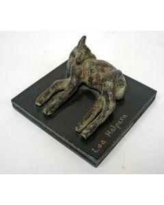 Lea Halpern, bronzen sculptuurtje
