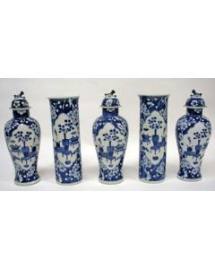Chinees porseleinen kaststel, JiaQing periode