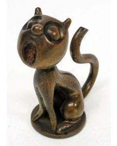 Rena Rosenthal (Hagenauer), bronzen lakstempel, ca. 1930