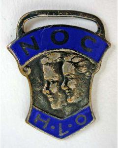 H.L.O./N.O.C. Insigne