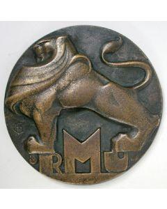 Rijksmunt Utrecht, 1927
