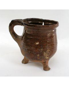 Kookpotje, Lauwerecht, ca. 1400