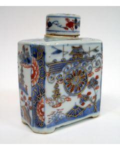 Chinees Imari theebus, Qian Long periode