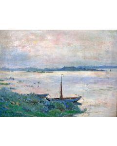 Barend Brouwer, Millingen, 1914