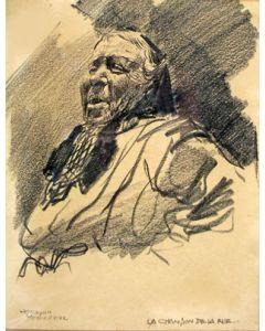 Herman Moerkerk, Straatzangeres
