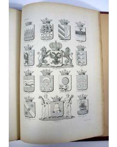 D'Ablaing van Giessenburg, Nederlandsche Gemeentewapens, 1862