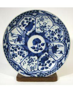 Chinees porseleinen schotel, Kangxi periode
