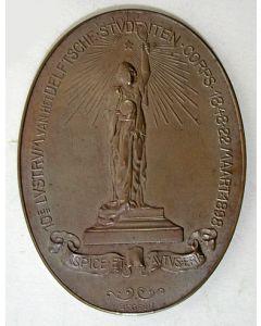 Penning, Lustrum Studenten Corps Delft, 1898