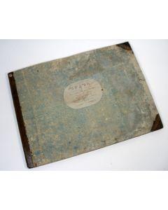 Atlas van de Nederlandse overzeese bezittingen, 1818
