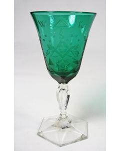 Vrijmetselaarsglas, 19e eeuw