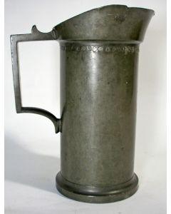 Tinnen maat, 2 liter