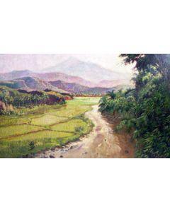 Carel Dake, Goenoeng Salak