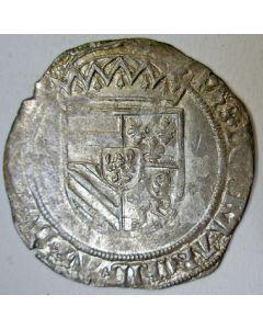 Namen, zilveren stuiver Philips de Schone, ca. 1496.