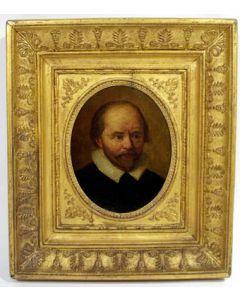 Hollandse School, portret van een heer, 17e eeuw