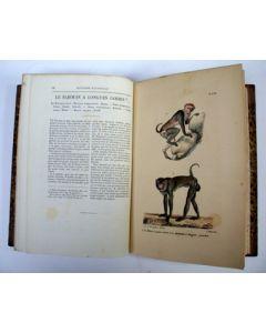 BUFFON, Oeuvres complètes, suivies de ses continuateurs Daubenton, etc.-St-Hilaire.[Brussel, 1828-1830]