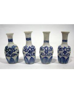 Miniatuur vaasjes, Vung Tau cargo, Kangxi periode