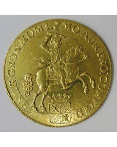 Groningen, gouden rijder 1761
