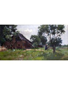 Jan van Vuuren, Veluwse boerderij