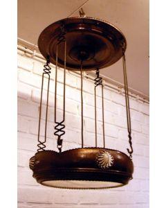 Hanglamp, Winkelman & Van der Bijl, ca. 1925