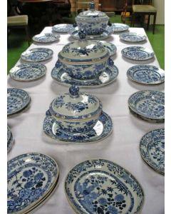 Meerdelig tafelservies, Qianlong periode