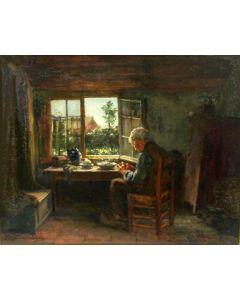 Hendrik Dievenbach, Larens interieur