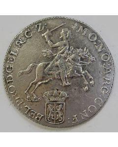 Gelderland, zilveren rijder 1792
