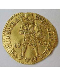 Utrecht, gouden dukaat, 1723