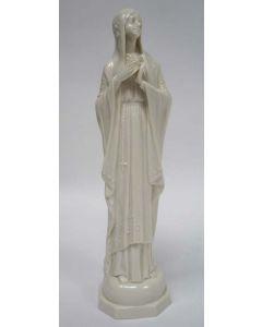 Porseleinen heiligenbeeld, Dressel, Kister & Cie, Passau, ca. 1910/20