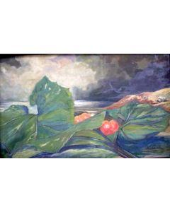 Willem van Leusden, Gedroomd landschap, 1939