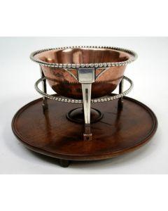 Zilveren pijpkomfoor, Den Haag 1807
