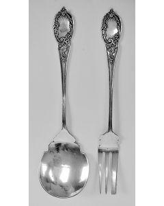 Zilveren gembercouvert, 1889