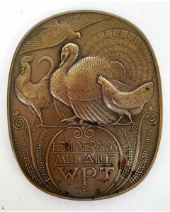 Wereldpluimveecongres, 1921
