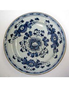 Delfts bord, 18e eeuw