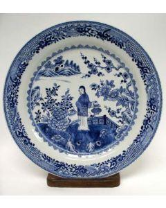 Chinese schotel, QianLong periode
