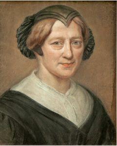 Bernard Vaillant, damesportret, 1683