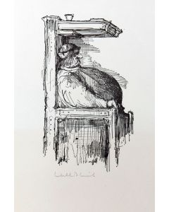 William D. Kuik, litho, ca.1975