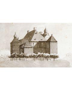 Hollandse School, Kasteel Cannenburgh, 18e eeuw