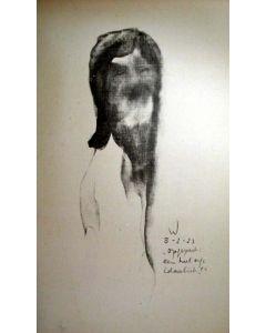 Erich Wichman, lithomap 'De Idealisten I', 1923